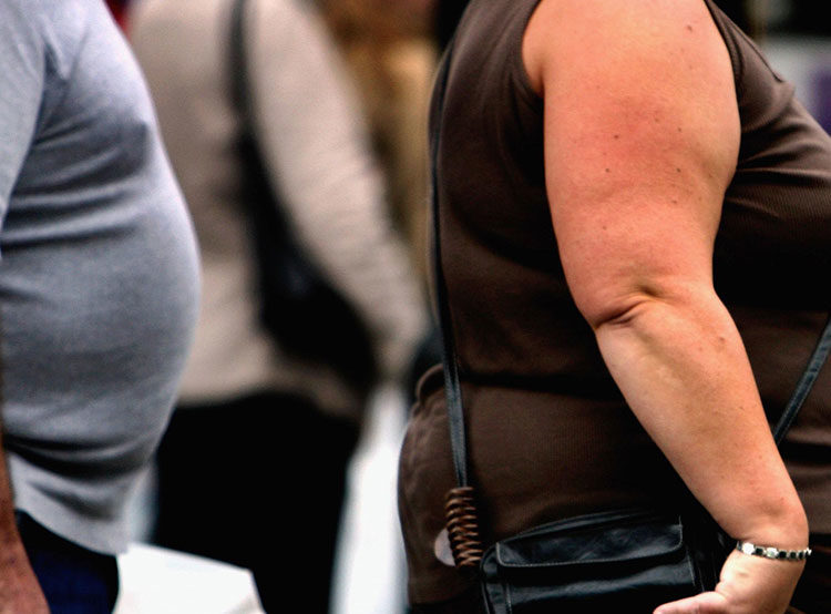Impact of Overweight and Obesity as a Risk Factor for Chronic Conditions