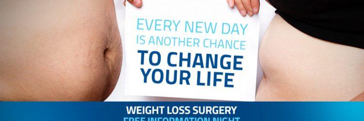 Weight Loss Surgery Information Evening